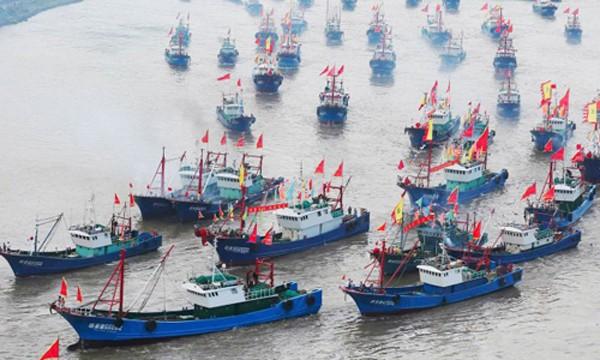 Xây cảng cá khổng lồ, Trung Quốc muốn thò tay xa hơn xuống Biển Đông - ảnh 2