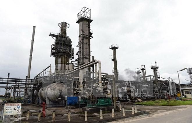 Nhà máy lọc dầu tại Port Harcourt, Nigeria. (Nguồn: AFP/TTXVN)