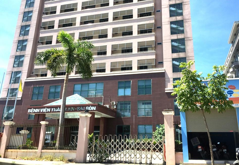 Bệnh viện Đa khoa Thành An - Sài Gòn chưa thoát khỏi khó khăn. Ảnh: Nguyễn Duy