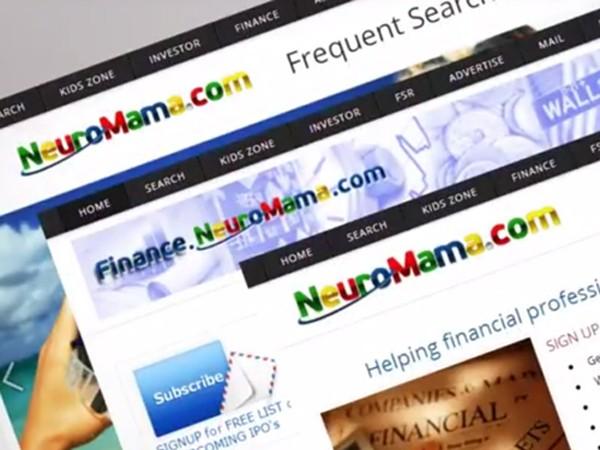 Một quảng cáo của Neuromama trên YouTube. Ảnh: YouTube