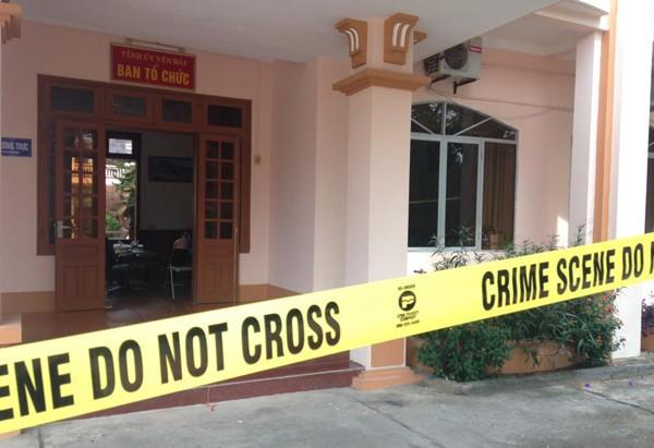 Chủ tịch tỉnh Yên Bái: 'Nghi phạm dùng súng k59 bắn Bí thư Tỉnh ủy 3 phát' - ảnh 4