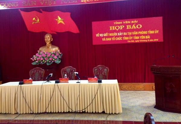 Chủ tịch tỉnh Yên Bái: 'Nghi phạm dùng súng k59 bắn Bí thư Tỉnh ủy 3 phát' - ảnh 3