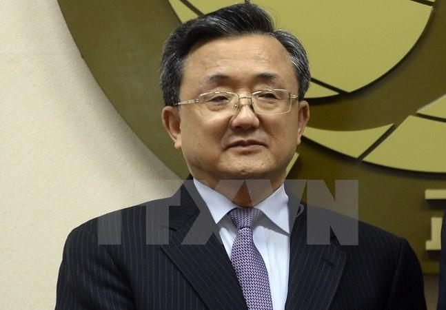 Trung Quốc, ASEAN muốn hoàn tất bộ khung COC vào giữa năm 2017 - ảnh 1