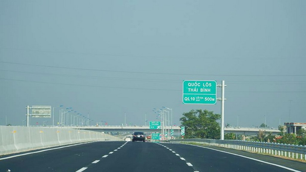 Cao tốc Hà Nội - Hải Phòng