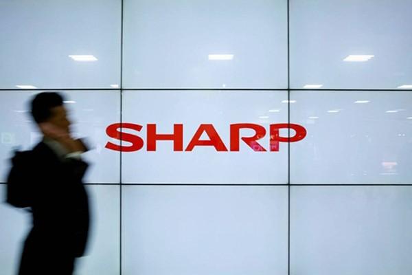 Sharp đã về tay công ty Đài Loan (Trung Quốc) - Foxconn. Ảnh: Reuters