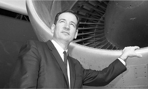 Cha đẻ của Boeing 747 qua đời - ảnh 1