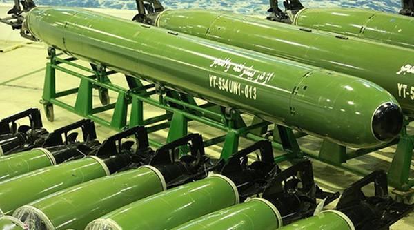 Iran thử nghiệm thành công ngư lôi thông minh - ảnh 1