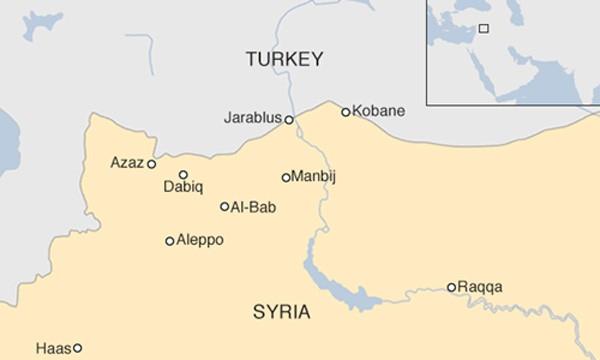 Mỹ tố Nga không kích nhầm phe nổi dậy ở Syria, Moscow bác bỏ - ảnh 1