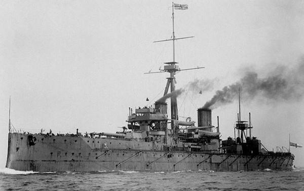 Siêu chiến hạm giúp Anh thay đổi bản chất chiến tranh trên biển - ảnh 1