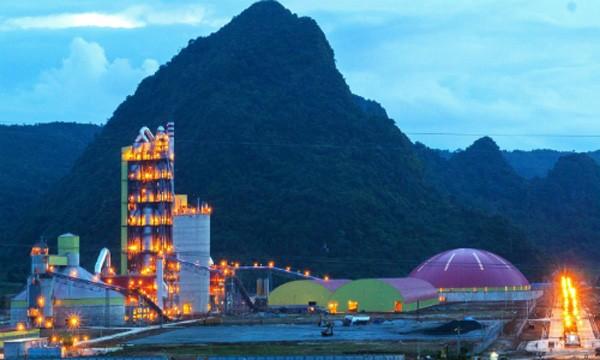 Nhà máy của VCM tại huyện Tuyên Hóa, tỉnh Quảng Bình.