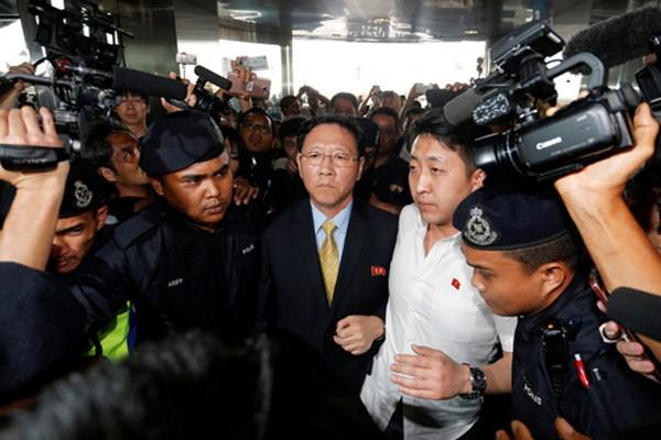 Chiến thuật dồn ép Malaysia của Triều Tiên - ảnh 1