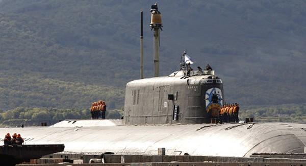 Nga trang bị tên lửa mới cho tàu ngầm 'sát thủ tàu sân bay' - ảnh 1