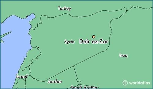 Xe tăng quân đội Syria thoát tử thần trong gang tấc - ảnh 1