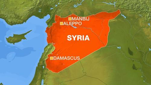 Tình thế ngũ hổ tranh hùng ở Syria sau khi IS diệt vong - ảnh 1