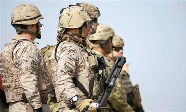 Binh sĩ Mỹ ở Iraq năm 2014. Ảnh:Reuters.
