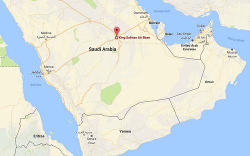 Phiến quân Yemen phóng tên lửa trúng căn cứ quân sự Arab Saudi - ảnh 1