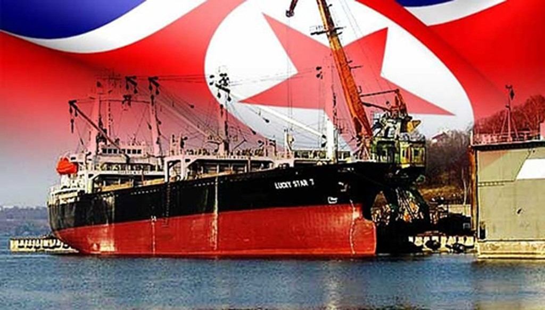 Tàu KUM YA được cho là đổi tên từ Lucky Star 7 hồi tháng 11 năm ngoái. Ảnh:MalaysiaKini