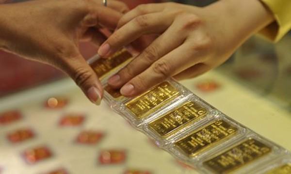 Thị trường vàng trong nước giao dịch trầm lắng nhiều phiên gần đây.