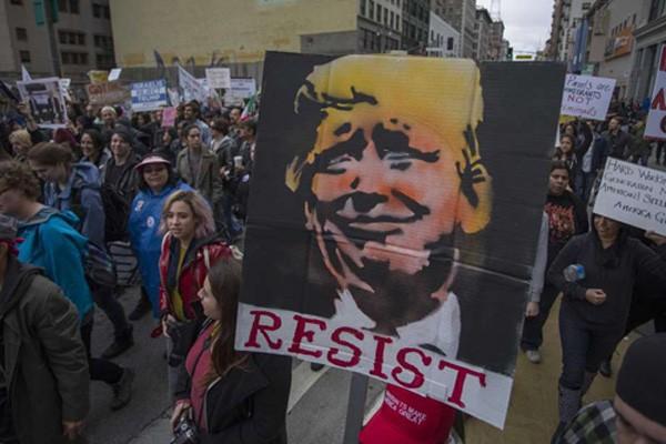 Thảm cảnh của người nhập cư Mỹ dưới thời Trump - ảnh 2