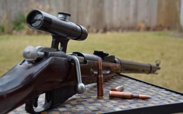 Khẩu súng bắn tỉa Liên Xô gieo kinh hoàng cho phát xít Đức - ảnh 2