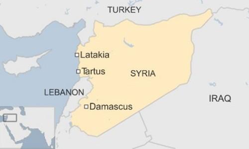 Tàu chiến Nga phóng tên lửa hành trình vào phiến quân Syria - ảnh 1