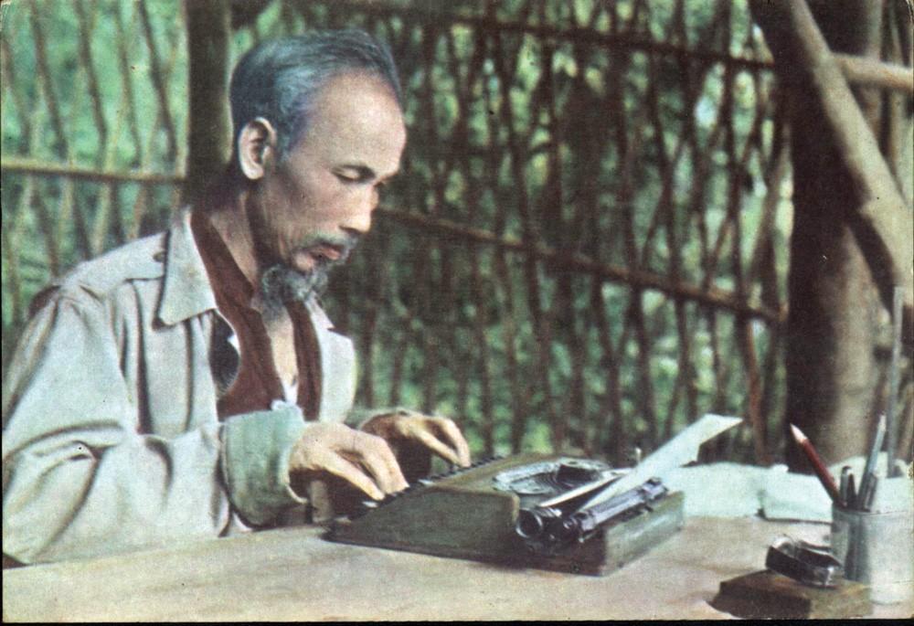 Làm báo, viết báo theo tư tưởng Hồ Chí Minh - ảnh 1