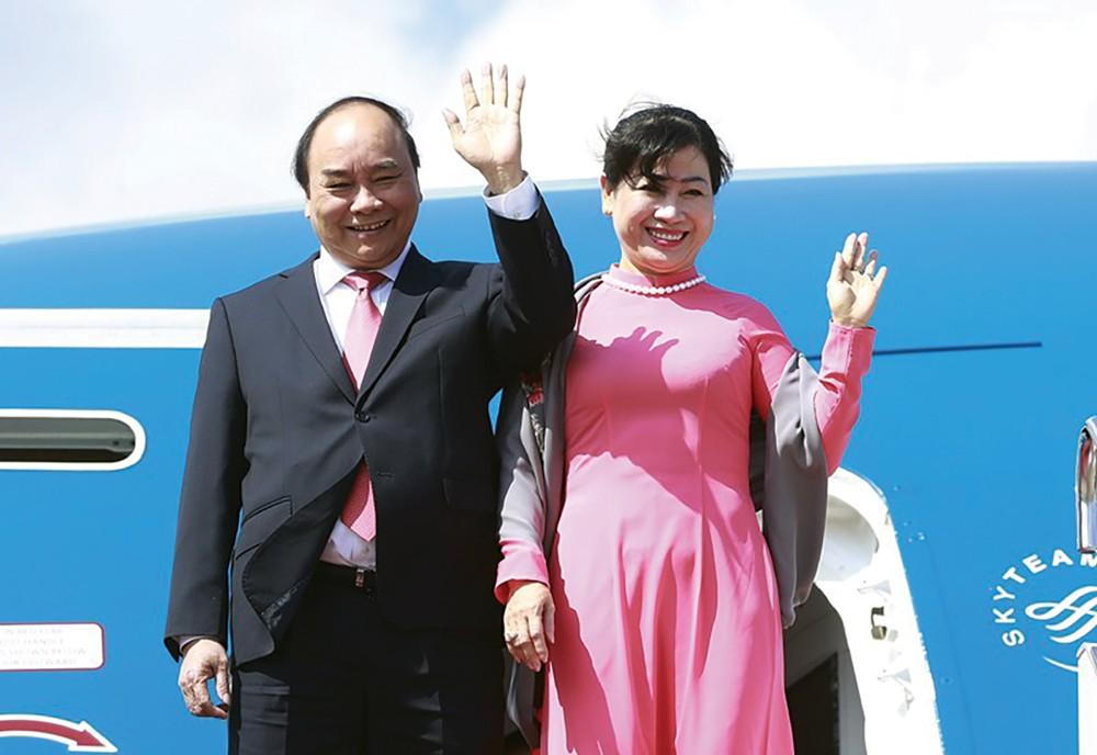 Chuyến thăm Đức, Hà Lan và tham dự Hội nghị Thượng đỉnh G20 của Thủ tướng Chính phủ Nguyễn Xuân Phúc kéo dài từ ngày 5-11/7. Ảnh: Quang Hiếu