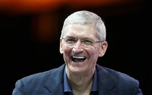 Tim Cook giữ chức CEO của Apple từ năm 2011 - Ảnh: NBC News.