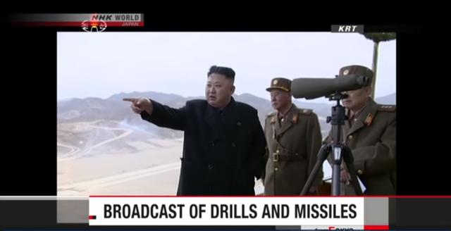 """Triều Tiên công bố video """"khoe"""" thành tựu quân sự - ảnh 1"""