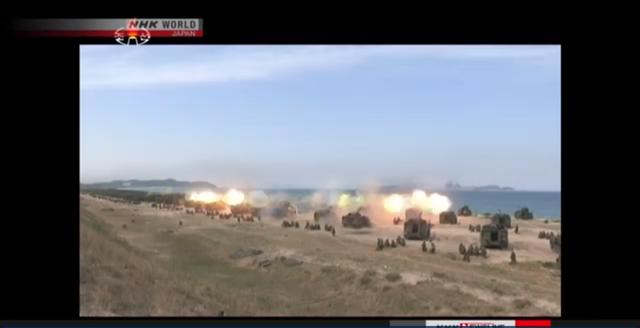 """Triều Tiên công bố video """"khoe"""" thành tựu quân sự - ảnh 2"""