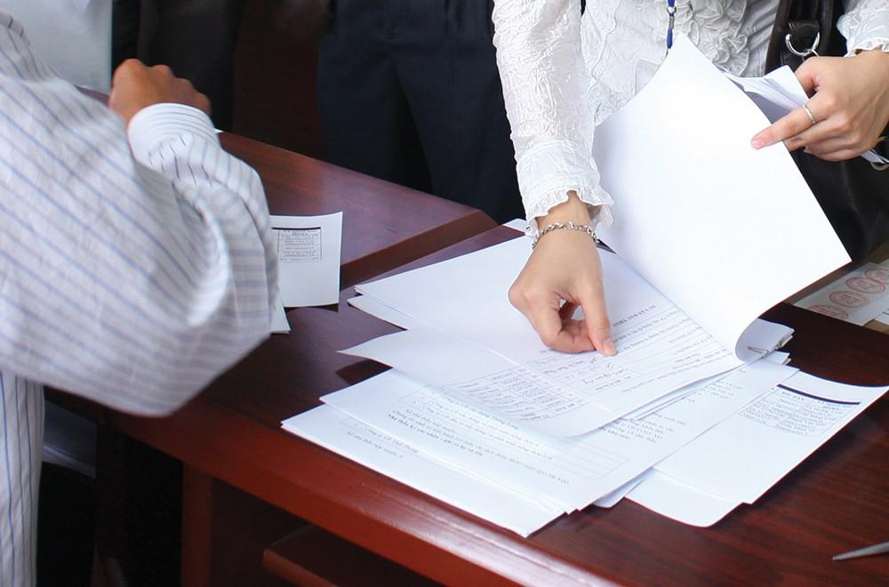 7 ngày sau khi công bố KQLCNT, bên mời thầu mới gửi văn bản đến cho nhà thầu, khiến nhà thầu không còn đủ thời gian kiến nghị về KQLCNT. Ảnh: Nhã Chi
