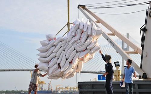 Đến năm 2030, thị trường châu Á chiếm tỷ trọng khoảng 50% tổng kim ngạch xuất khẩu gạo.