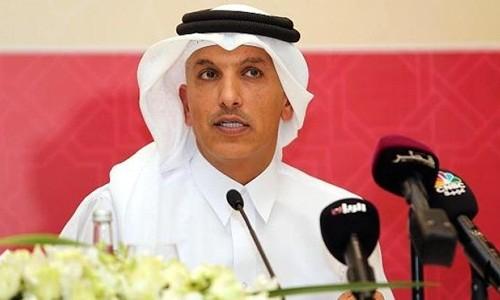 Bộ trưởng Tài chính Qatar - Ali Shareef Al Emadi. Ảnh:Reuters