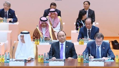 Thủ tướng kết thúc chuyến thăm Đức và dự Hội nghị Thượng đỉnh G20 - ảnh 3