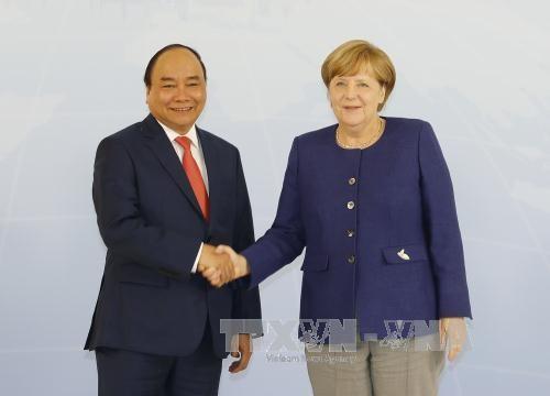 Thủ tướng kết thúc chuyến thăm Đức và dự Hội nghị Thượng đỉnh G20 - ảnh 1