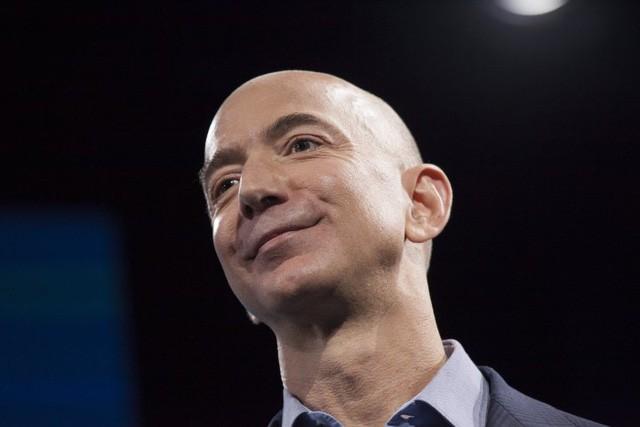 Chỉ riêng vào ngày 10/7, tỷ phú Jeff Bezos đã kiếm thêm 1,41 tỷ USD. (Nguồn: David Ryder, Getty Images)