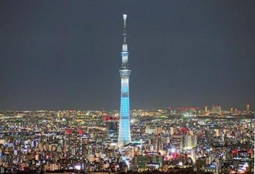 CTCP Đầu tư Tháp truyền hình Việt Nam đã chính thức được đưa vào danh mục thoái vốn của SCIC giai đoạn 2017-2020 (Trong ảnh là Tháp truyền hình Tokyo Skytree cao nhất thế giới hiện nay).