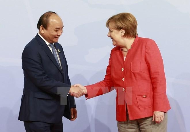 Thủ tướng kết thúc chuyến thăm Đức, Hà Lan và dự Hội nghị G20 - ảnh 1