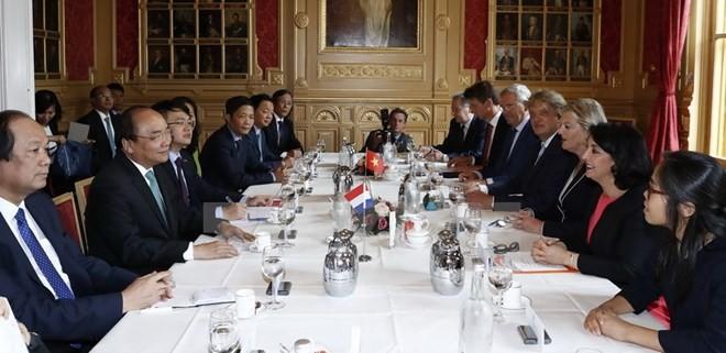 Thủ tướng kết thúc chuyến thăm Đức, Hà Lan và dự Hội nghị G20 - ảnh 3