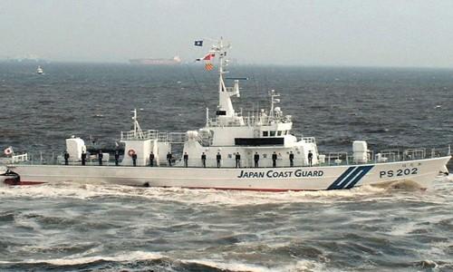 Tàu tuần tra Nhật Bản phát hiện tàu Triều Tiên đánh bắt trái phép. Ảnh minh họa:Wikipedia.