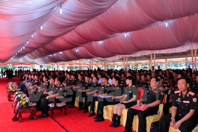 Nhiều hoạt động kỷ niệm Năm Đoàn kết Việt-Lào, Lào-Việt - ảnh 2