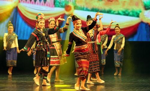 Khai mạc Những ngày văn hóa du lịch Lào tại Việt Nam - ảnh 2