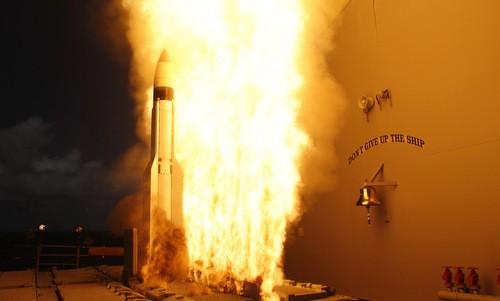 Lá chắn tên lửa nhiều lỗ hổng của Mỹ ở châu Á - ảnh 1