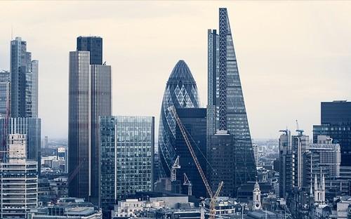 Thủ đô London của Anh - Ảnh: Shutterstock/CNN.