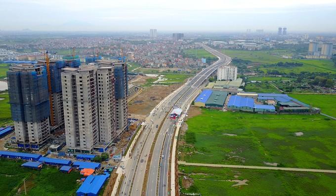 6 tuyến đường hơn nửa tỷ đô ở Hà Nội có vi phạm - ảnh 1