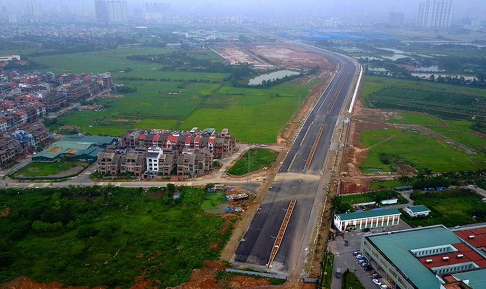 6 tuyến đường hơn nửa tỷ đô ở Hà Nội có vi phạm - ảnh 5