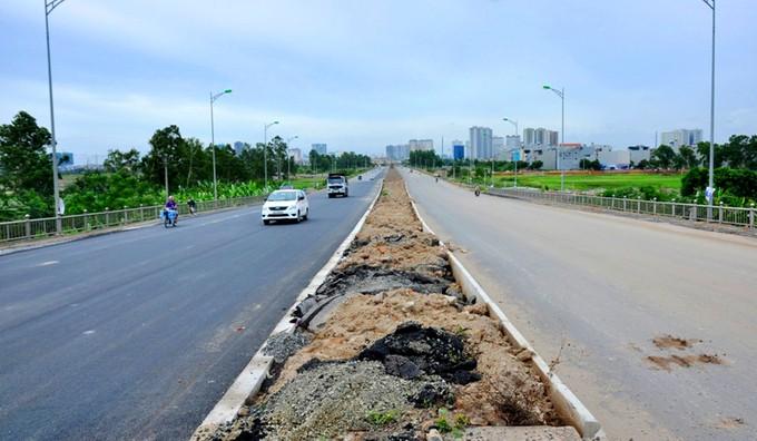 6 tuyến đường hơn nửa tỷ đô ở Hà Nội có vi phạm - ảnh 8