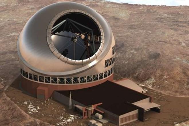 <b>Gordon Moore: Kính thiên văn lớn nhất thế giới</b><br> <br> Nhà đồng sáng lập tập đoàn Intel là người khởi xướng kế hoạch trị giá 1,3 tỷ USD để xây dựng kính thiên văn lớn nhất thế giới. Với công năng lớn gấp 10 lần kính thiên văn vũ trụ Hubble, kính thiên văn của Gordon Moore có đường kính 30m và cao 18 tầng. Ông dự định đặt kính thiên văn này ở núi lửa Mauna Kea ở Hawaii. Tuy nhiên việc xây dựng gặp phải khó khăn về pháp lý tại vùng đất được cho là linh thiêng.