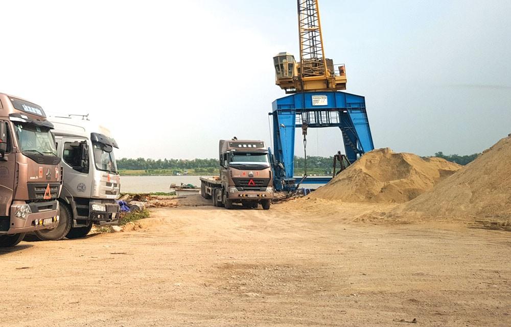 Liên danh nhà đầu tư Cienco 8 - Công ty CP Tập đoàn Phúc Lộc đã đề xuất xin đầu tư Dự án Xây dựng cầu Kênh Vàng và đường hai đầu cầu. Ảnh: Đăng Thùy