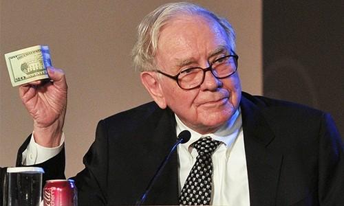 Warren Buffett hiện là người giàu thứ 4 thế giới. Ảnh:Economic Times